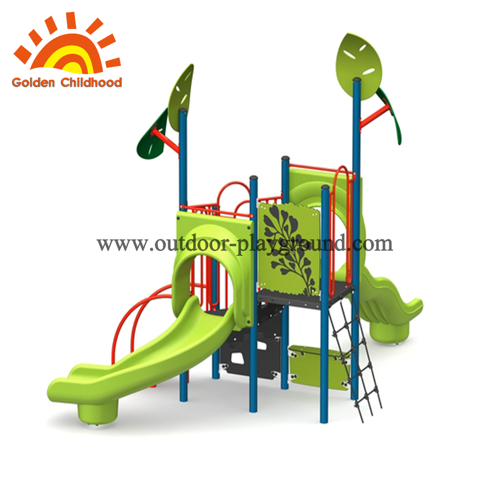 Kids outdoor playground equipment physical