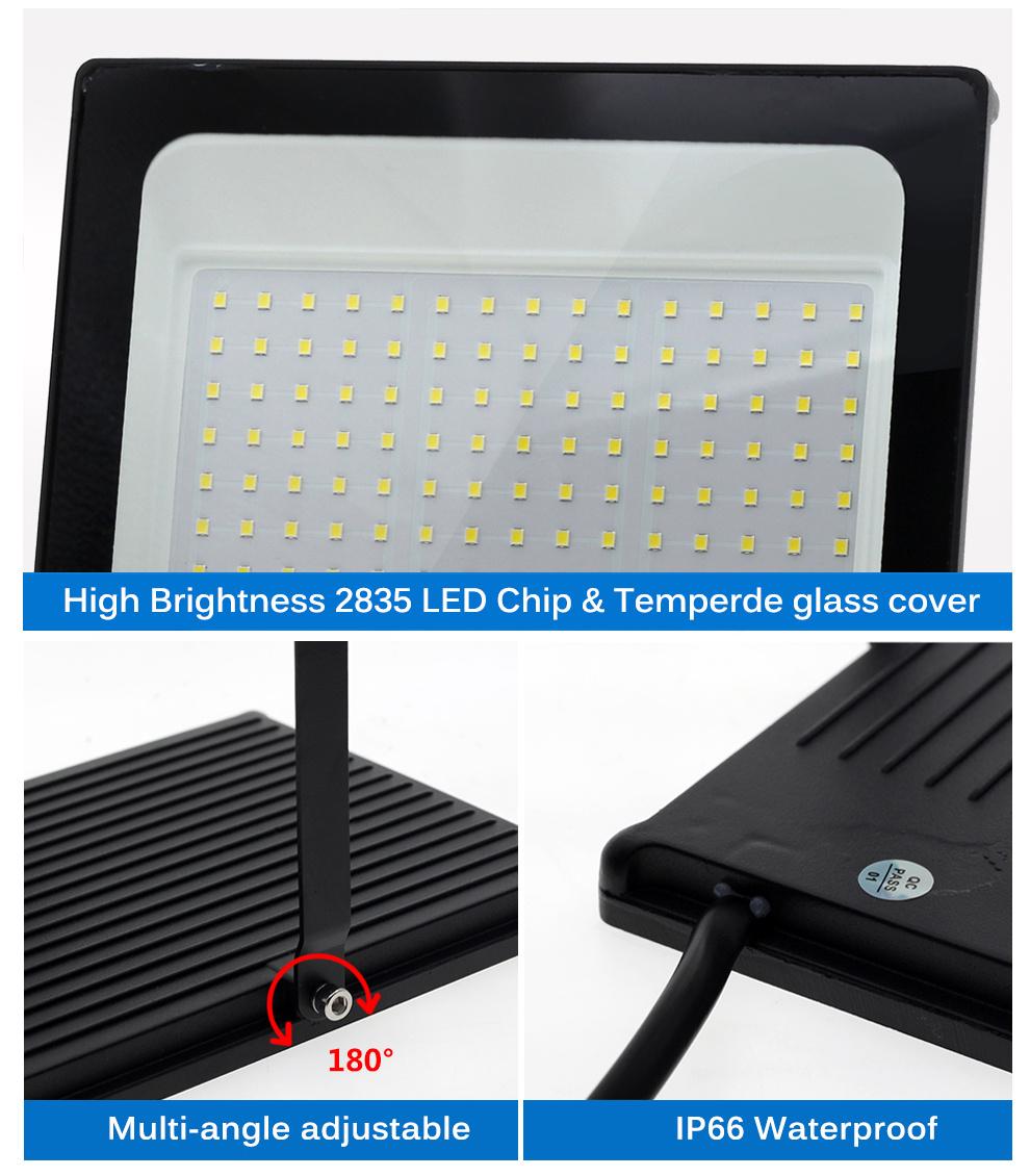 Projecteur LED 220V 9