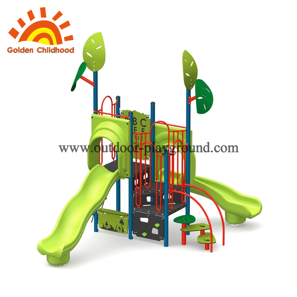 Kids outdoor playground equipment physical for Sale