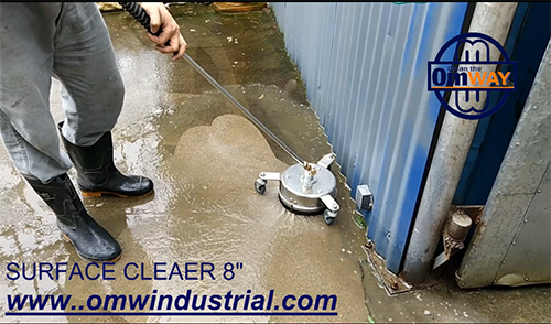 surface cleaner 8""