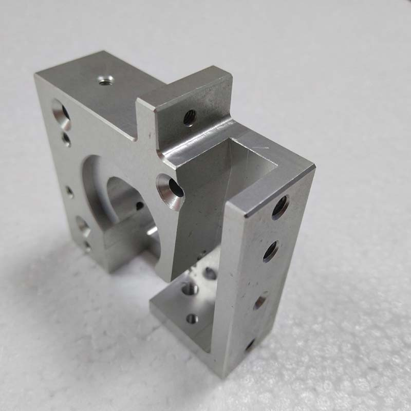 5 axis machining parts