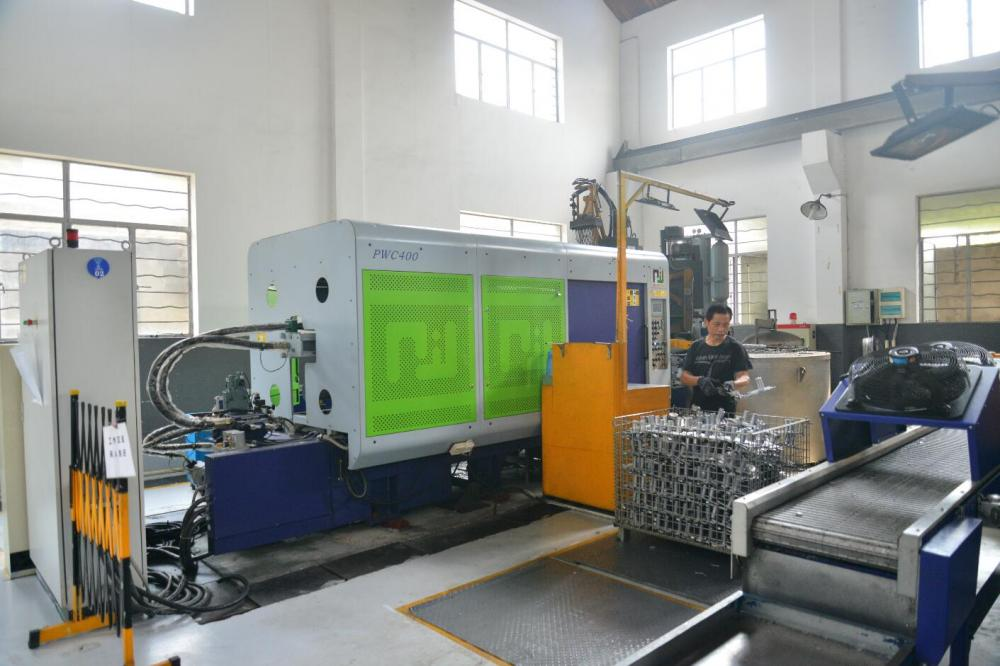 Diecasting Factory