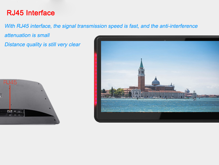 17.3 aio tablet touch pc