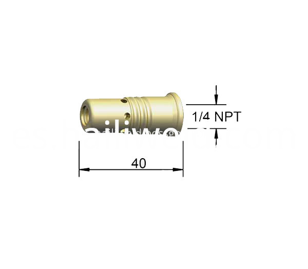 206195 Tip Adapter