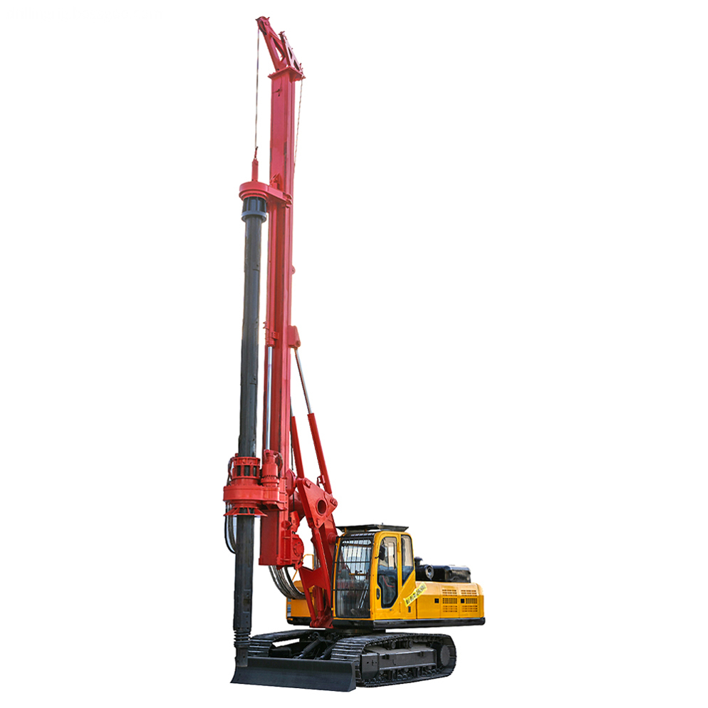 Pile Drilling Rig Equipment