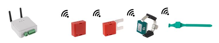 temperature sensor receiver