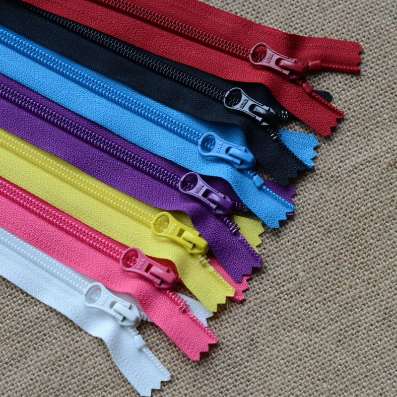 O ring zipper slider