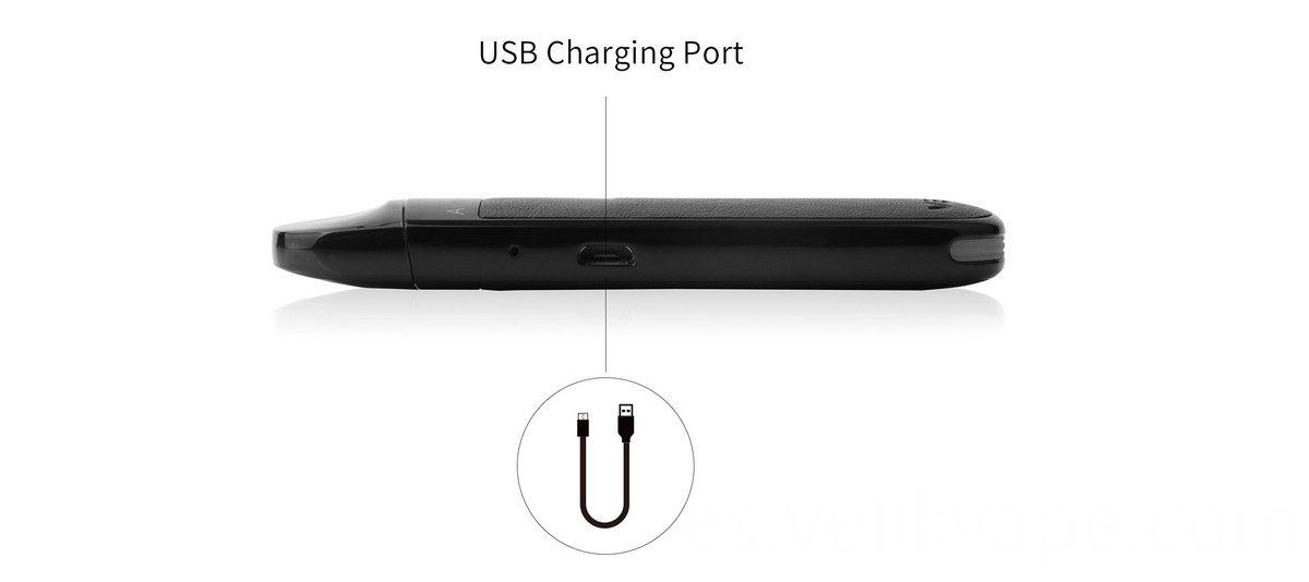 veiik airo usb charging port