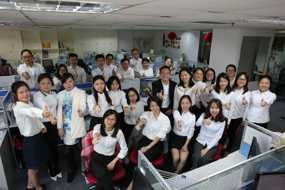 Family Portrait of Shenzhen Goglobal 3