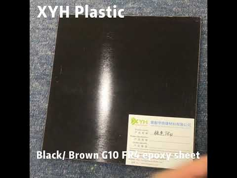 Black Brown FR4 sheet