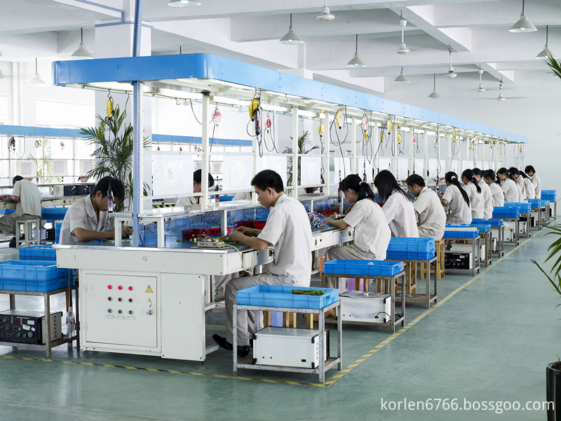 KORLEN Company in China