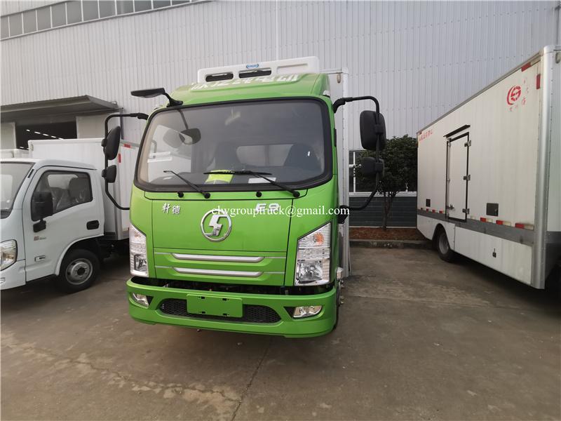 E9 Refrigerated Van 3