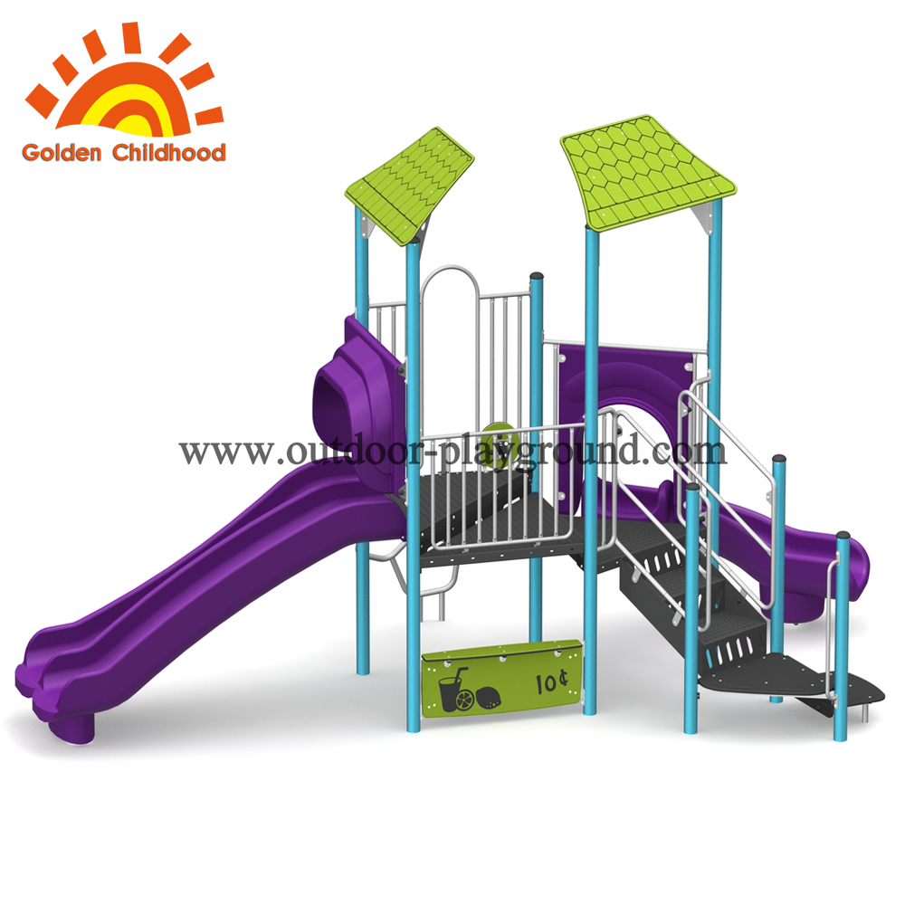 Outdoor Amusement Playground
