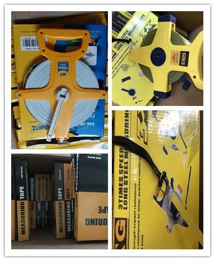 10 м 30 м 50 м Китай Оптовые измерительные инструменты Измерительная лента из эластичного ПВХ на большие расстояния 50 м