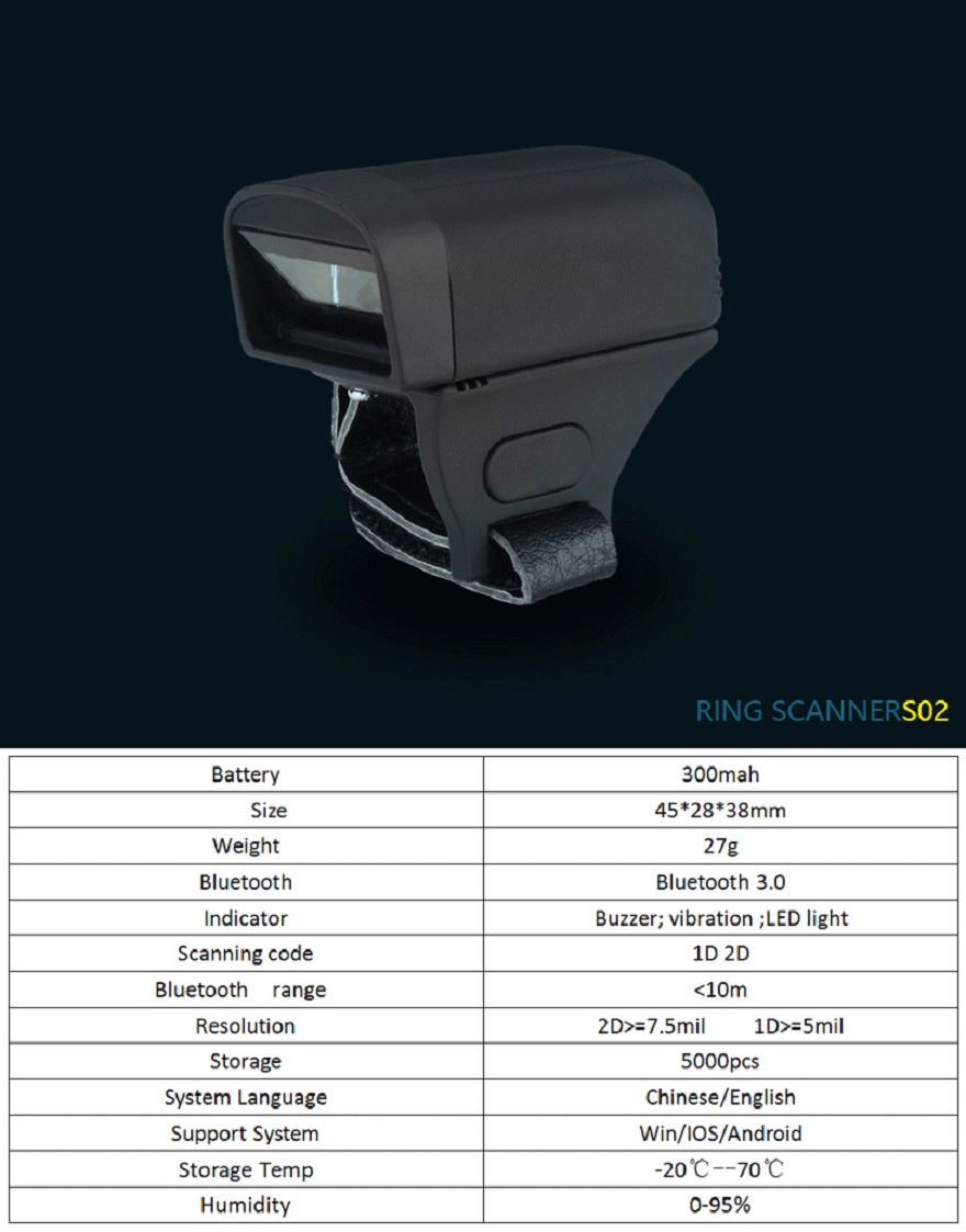 mini barcode scanner 2D 1206(4)