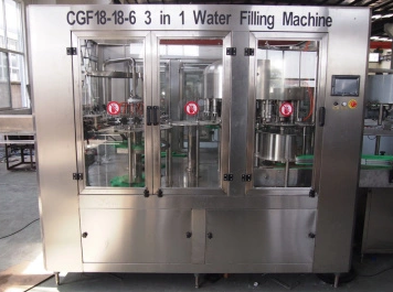 Water Filling Machine 6000BPH Production Line
