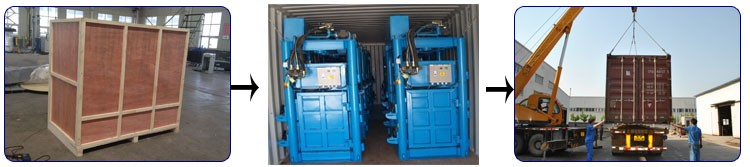Vertical Compactor Machine