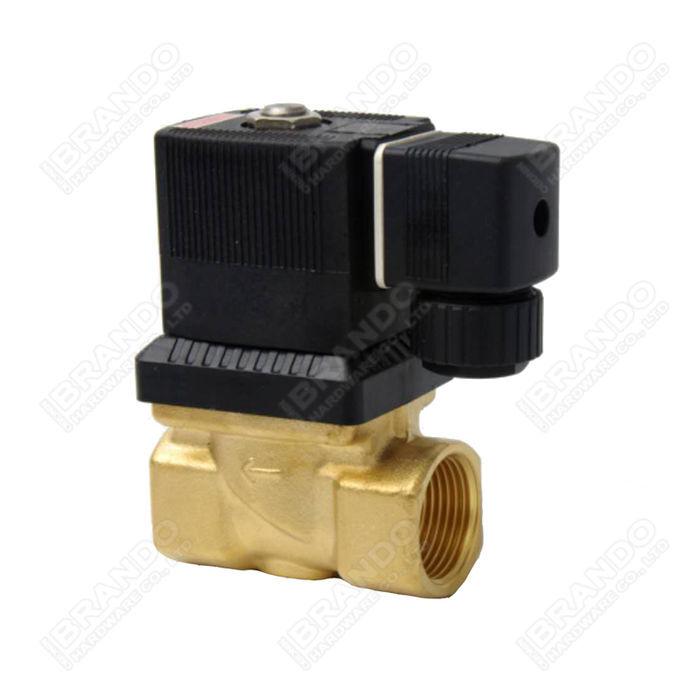 0927000 1/4'' Solenoid Valve For Screw Air Compressor 24VDC 220VAC 7