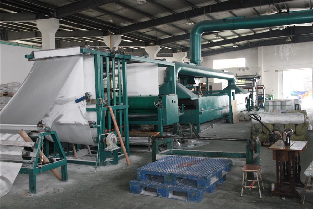 Fiberglass Fabric Coating Machine