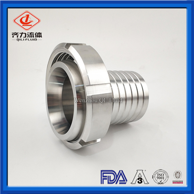 Stainless Steel Sanitary hose ferrule and coupling