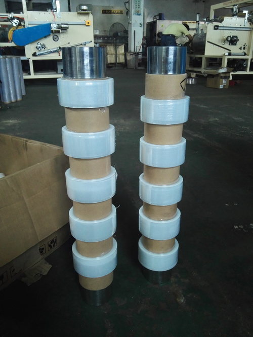 1000mm Stretch Film/Cling Film Rewinding Slitter Machine