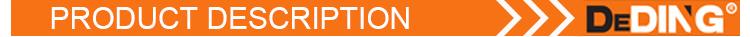 Faca dobrável retrátil automática em liga de alumínio com logotipo