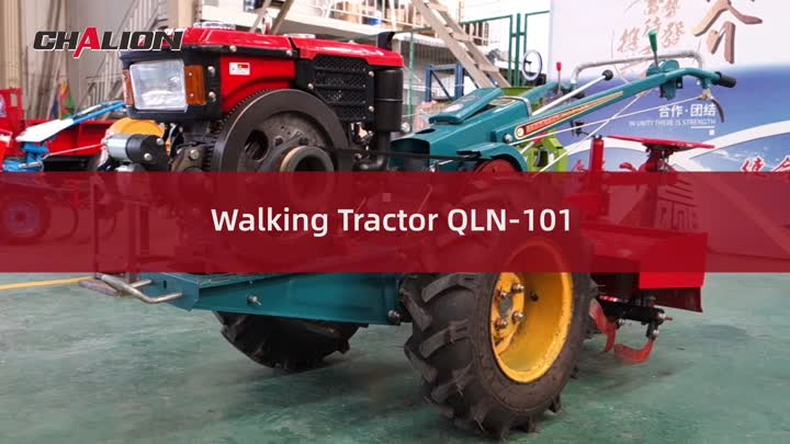 QLN101HP Traktor mit Pinne.mp4