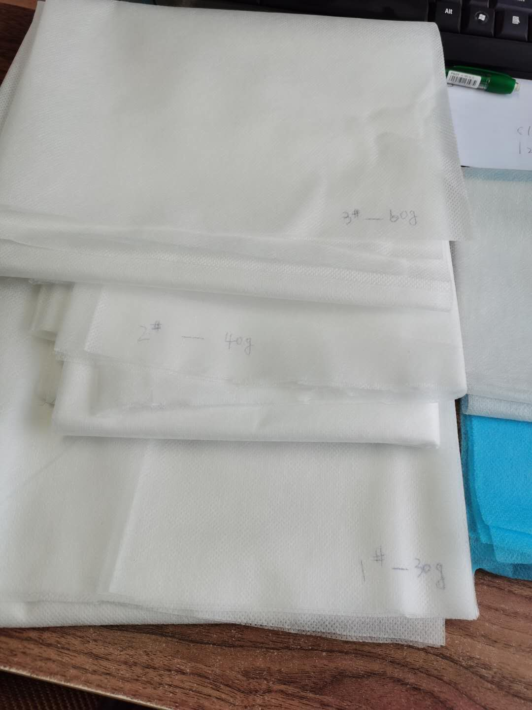 Filter Activated Carbon Nonwoven