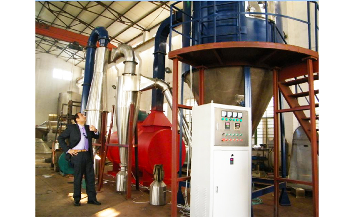 Spray Drying Machine FAT