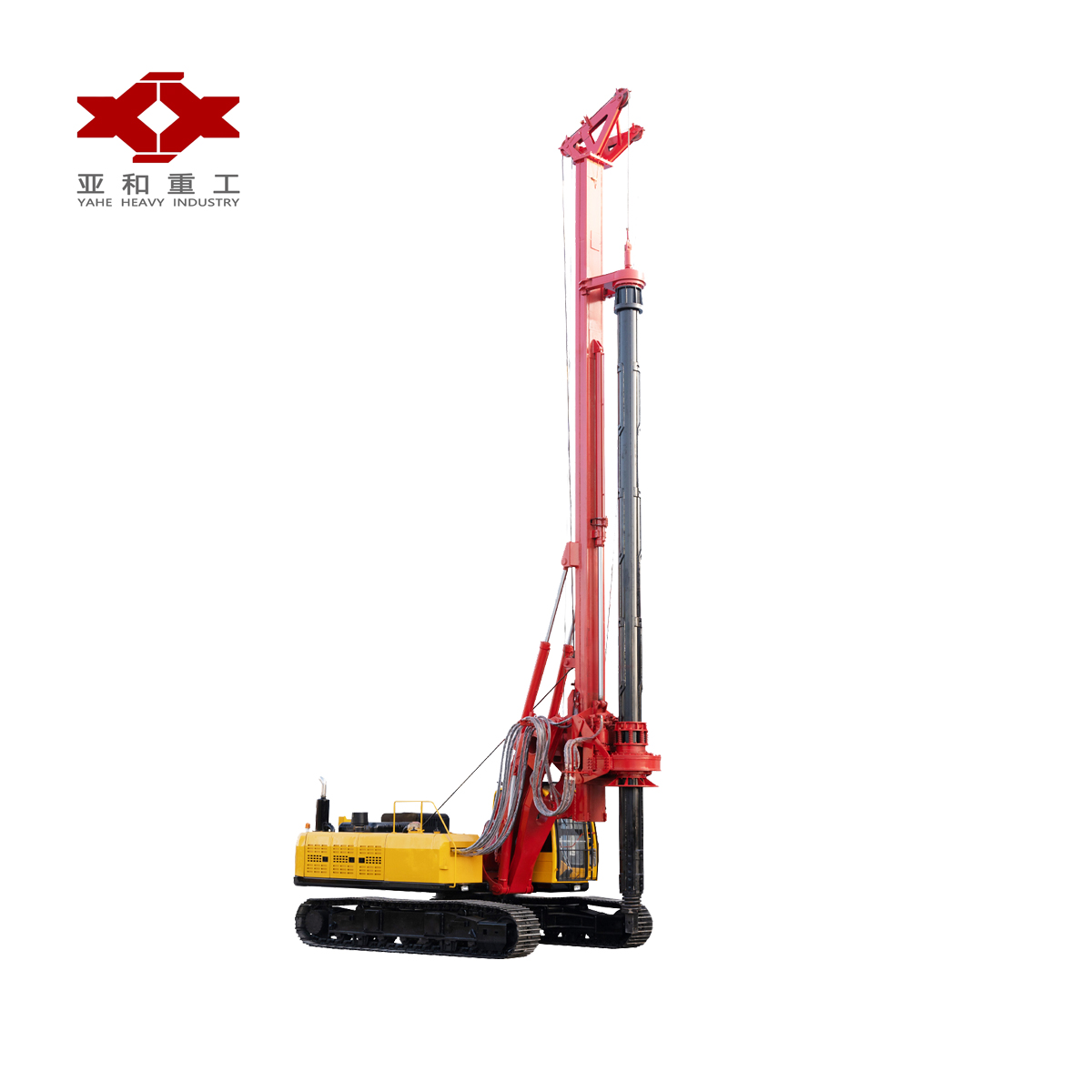 Drilling exercise of new type rotary drilling rig