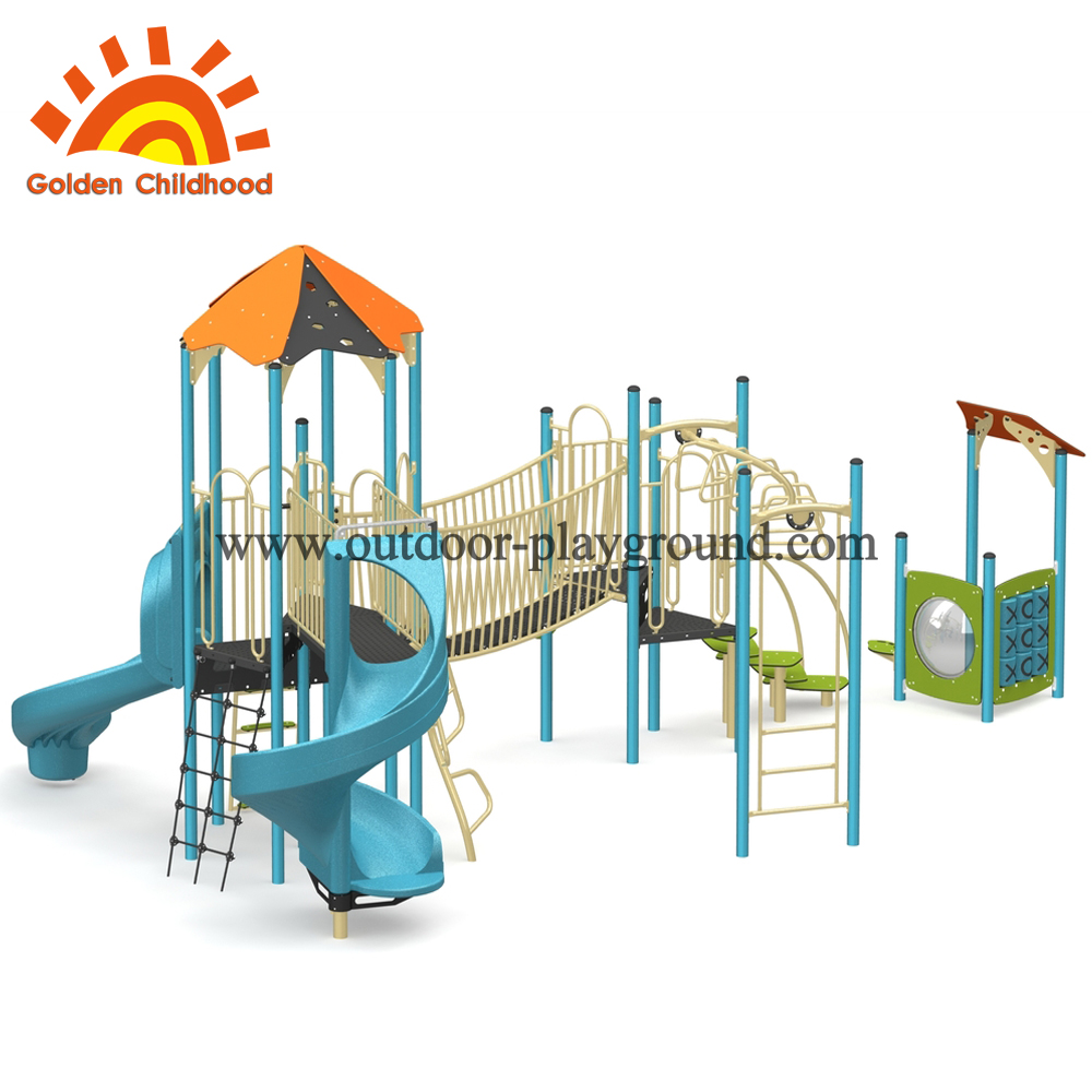 Multifunction Structure Playground Outdoor