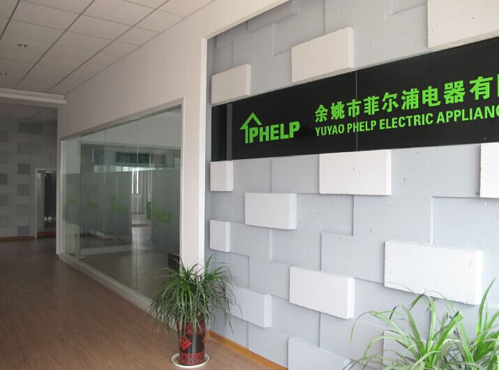 YUYAO PHELP ELECTRIC APPLIANCE CO., LTD