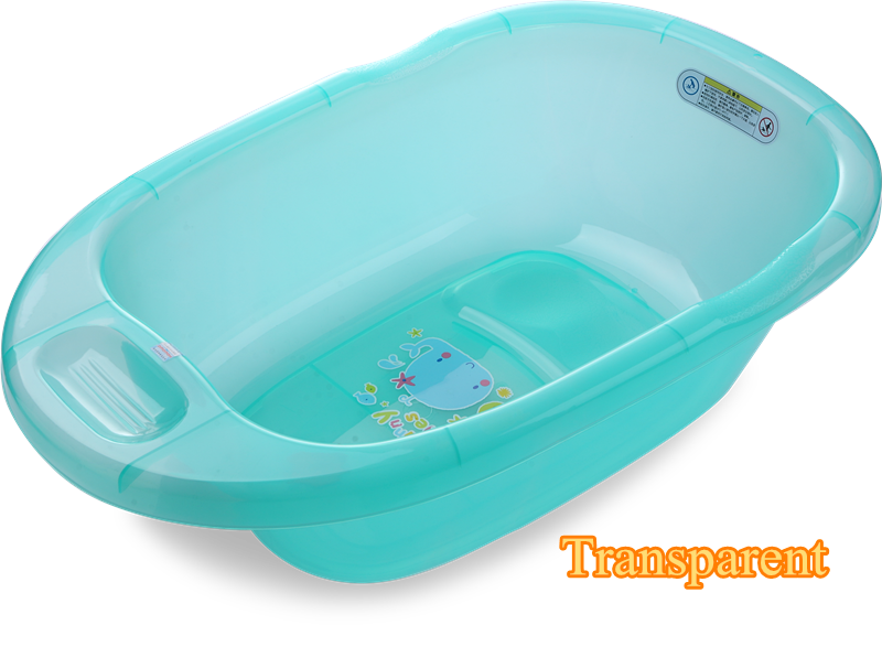 Plastic Soaking Bathtub