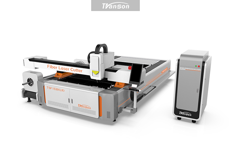 fiber laser cutting machine for cnc 1530 1000w