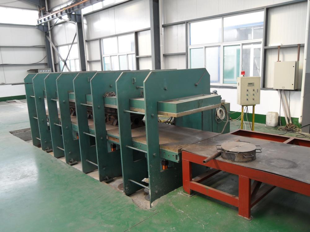 mould pressing testing machine