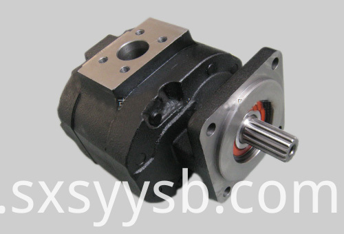 small gear pump for oil