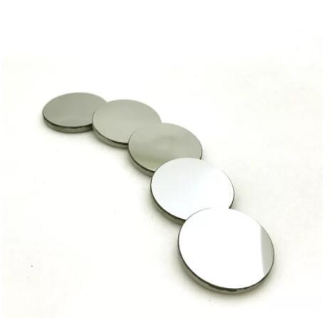 RTS Dia 8-50.8mm óptica espejo lente protectora espejo óptico recubierto de aluminio