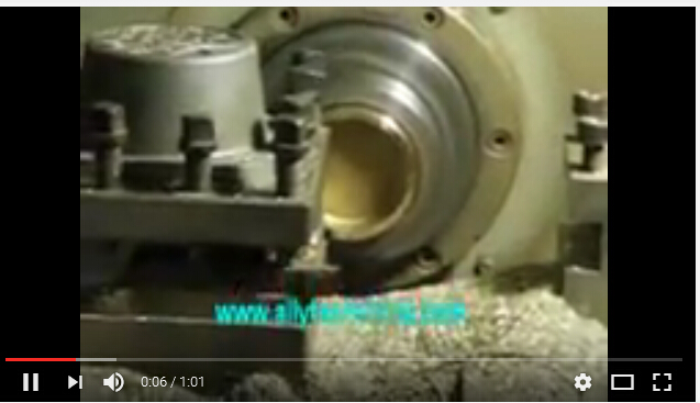 Brass Metal Parts - Machining Process