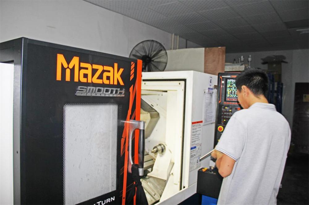 Mazak CNC Turning