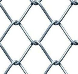 Chain Link Fence Production Process
