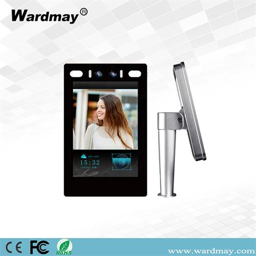 Intelligent Face contrast Gate Camera with 8inch LCD Screen