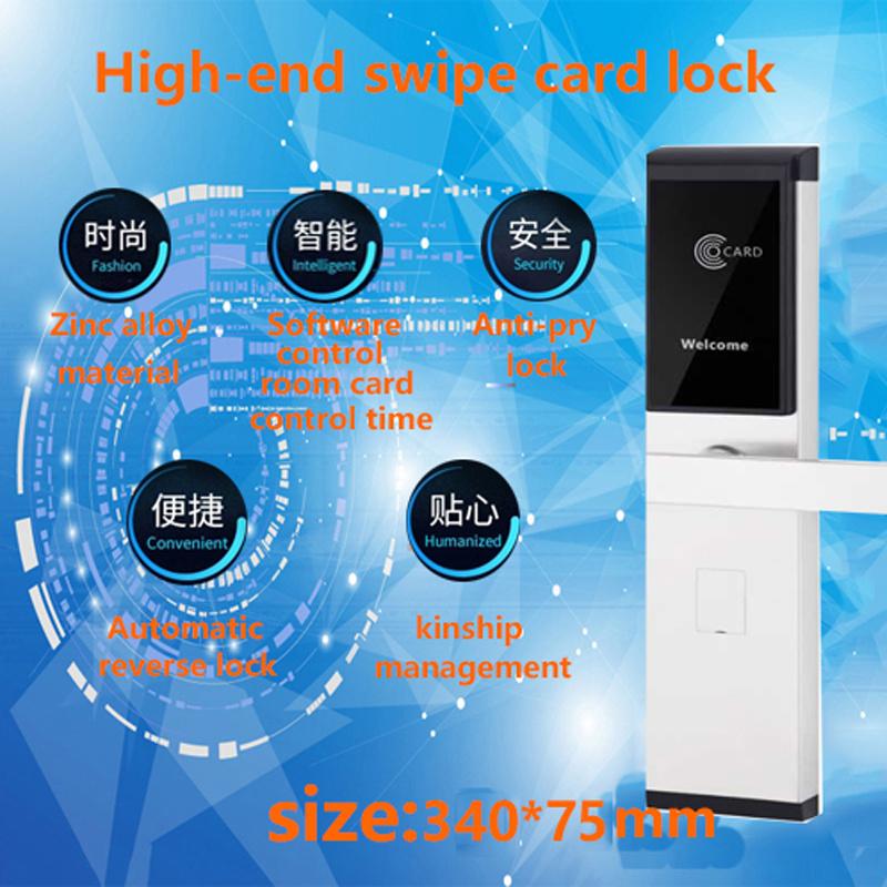 Smart Card Door Lock For Door