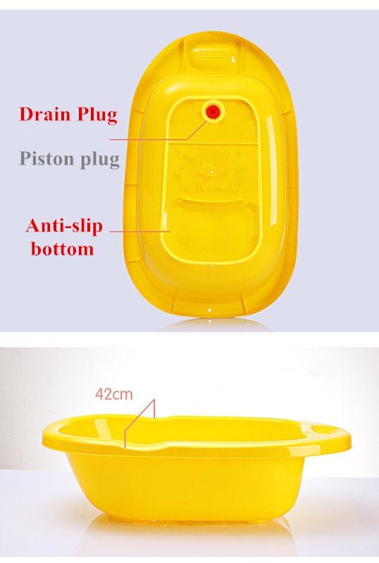 Medium Size Baby Bathtub