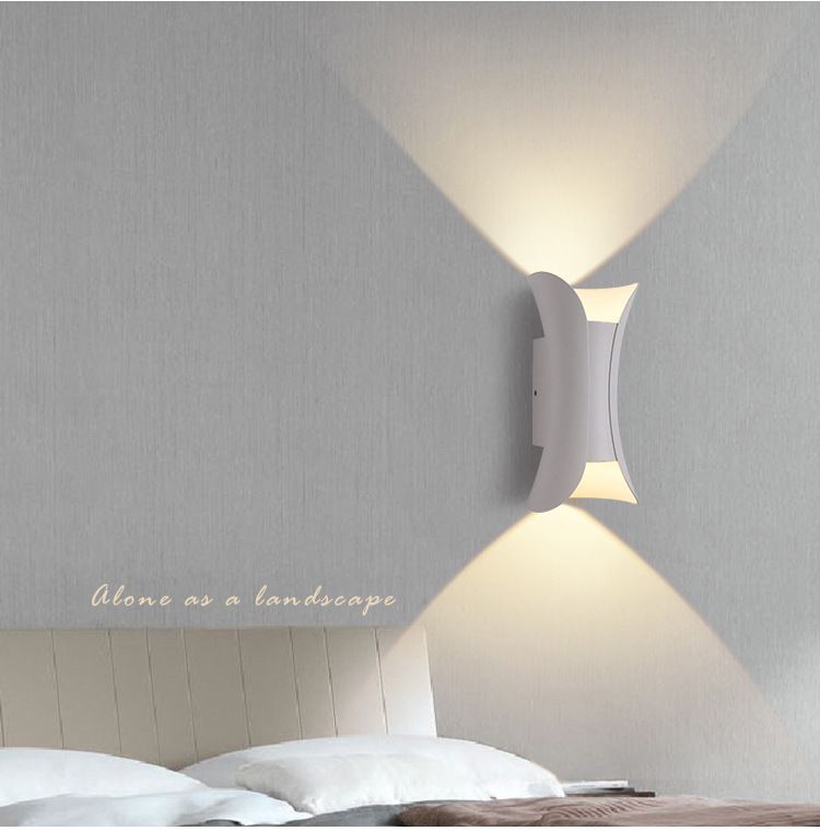 wall light for hotel