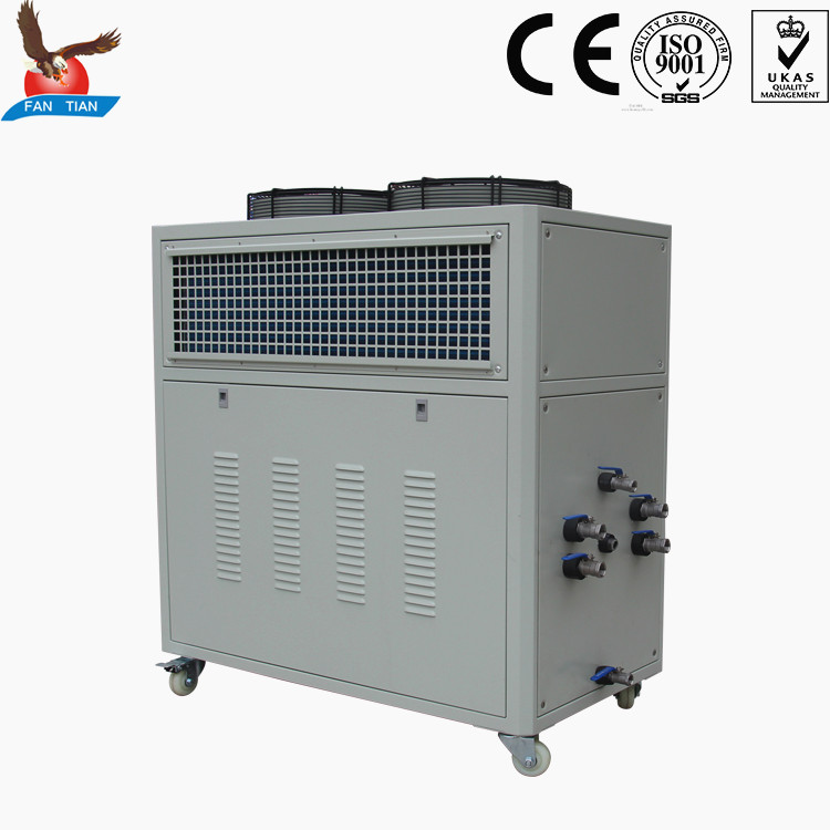 3HP air cooled chiller10