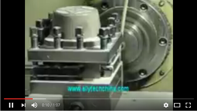 Steel Metal Parts   Turning Process