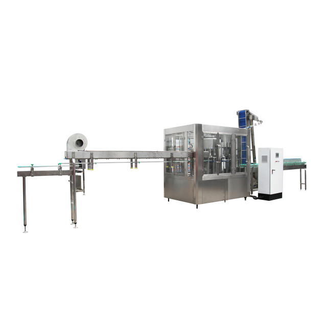New Type High Speed Water Filling Line