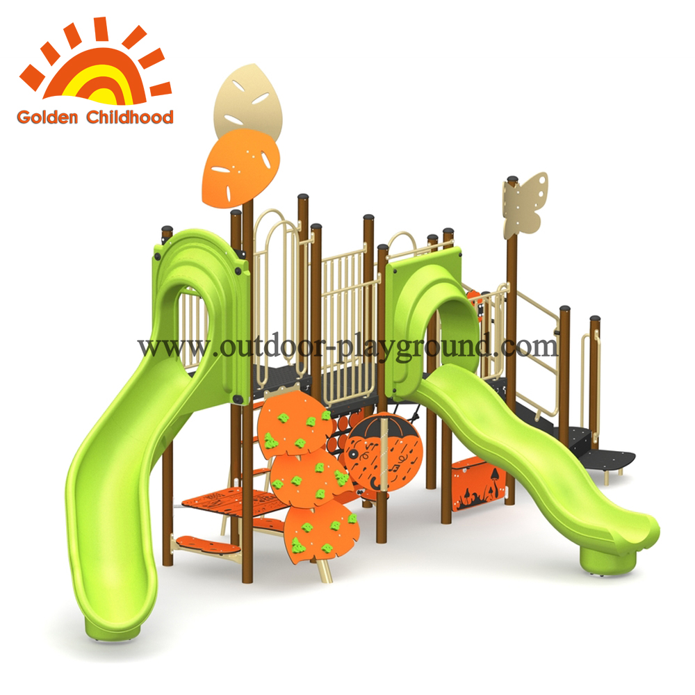 Toddler outdoor play equipment