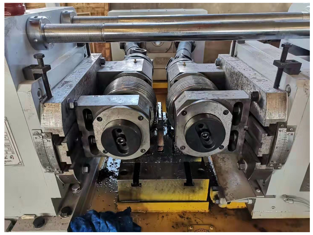 Screw Thread Rolling Making Machine
