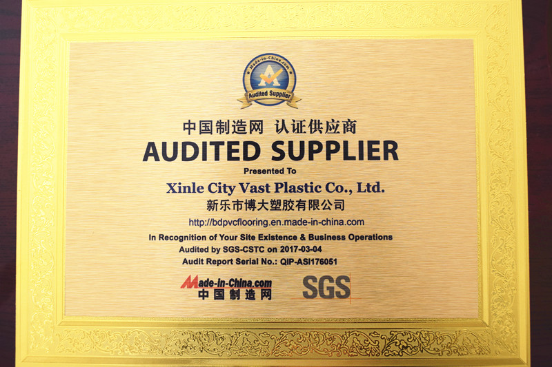 Made In China Suppliers SGS
